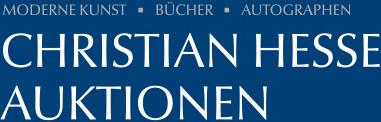 Christian Hesse Auktionen